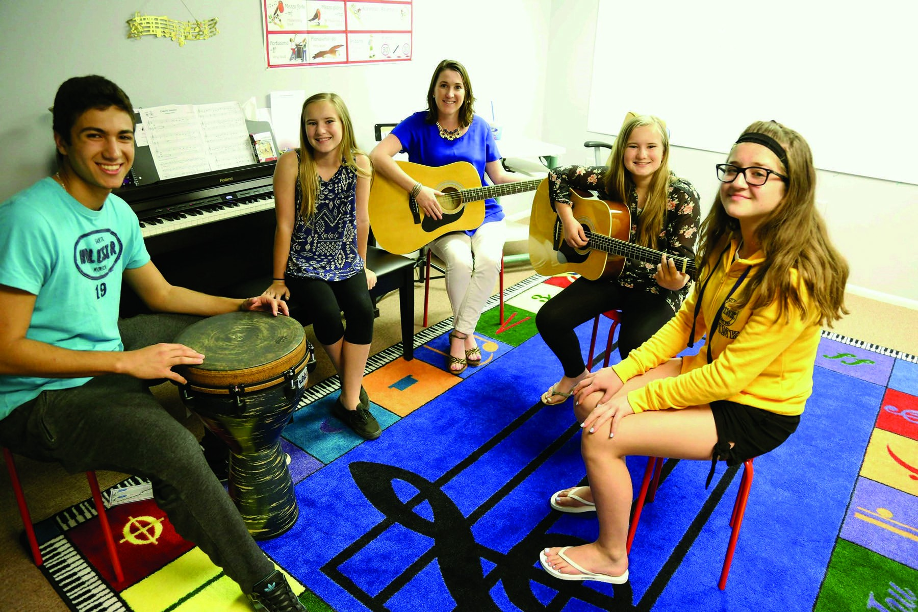 Music Compound Featured In SRQ As Story Project Partner Spotlight