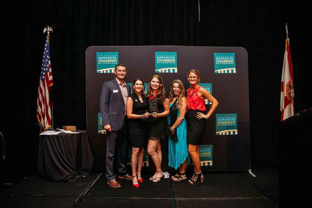 Music Compound Wins At Chamber of Commerce Small Business Awards