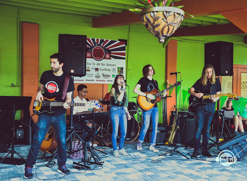 Music Compound presents free 'Family Day'