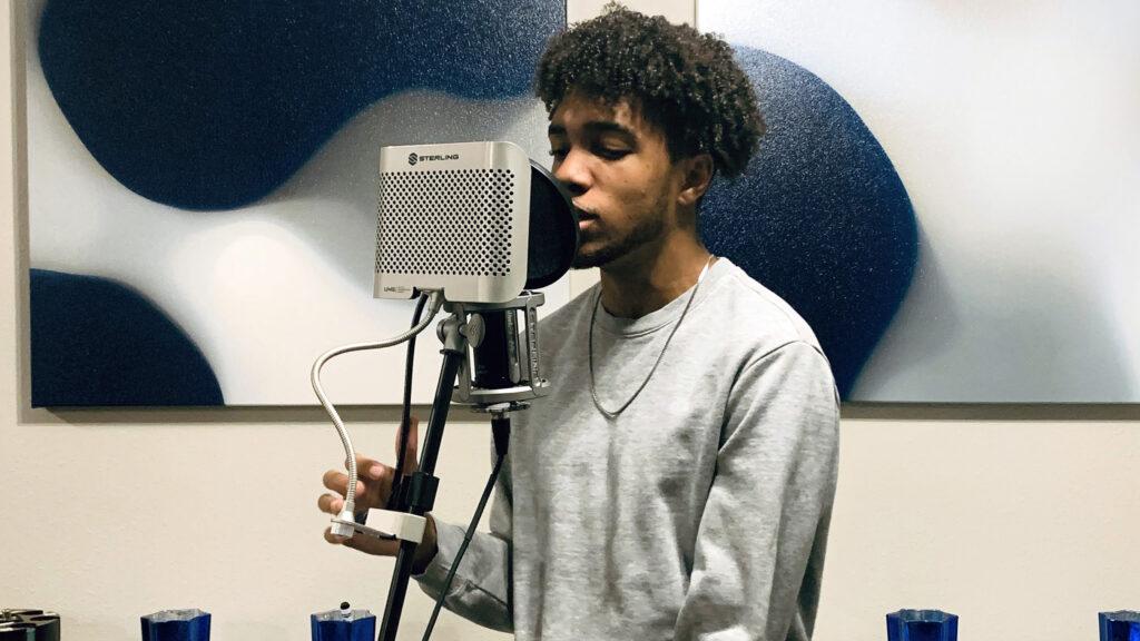 Musical artist Wilson B.